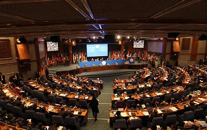 ועידת המדינות הבלתי מזדהות בטהרן (צילום: MCT) (צילום: MCT)