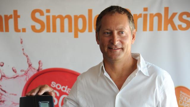 SodaStream CEO Daniel Birnbaum (Photo: Liran Shemo)