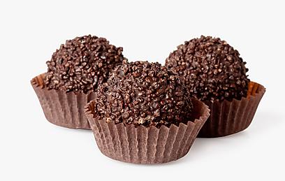 מעולם לא יצאו מהאופנה - כדורי שוקולד (צילום shutterstock) (צילום shutterstock)