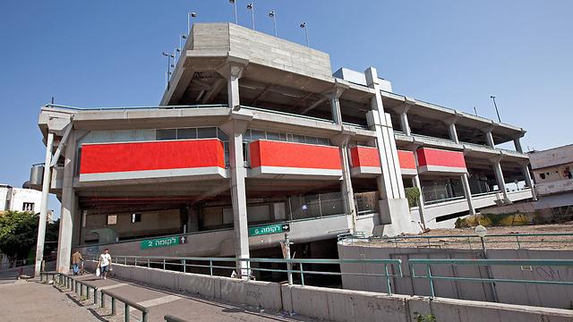 התחנה המרכזית החדשה (צילום: טל שחר) (צילום: טל שחר)