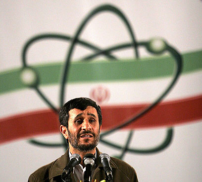 Iran's Ahmadinejad (Photo: AFP)