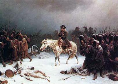 מאבות הבאגט. נפוליאון בונפארט (ציור: אדולף נורת'רן) (ציור: אדולף נורת'רן)