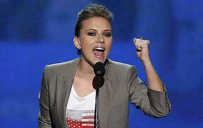 Scarlett Johansson (Photo: Reuters)