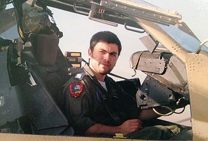 גרשוני באפאצ'י. נפצע קשה ב-2006 (צילום: באדיבות אתר חיל האוויר) (צילום: באדיבות אתר חיל האוויר)