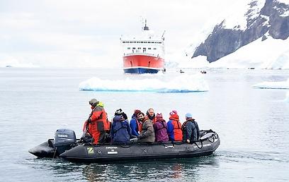 התחבר עם ישראלים בדרך לאנטארקטיקה דרך האהבה המשותפת (צילום: מאיר אלפסי) (צילום: מאיר אלפסי)
