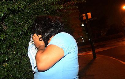 האם החד-הורית (צילום: עמית מגל) (צילום: עמית מגל)