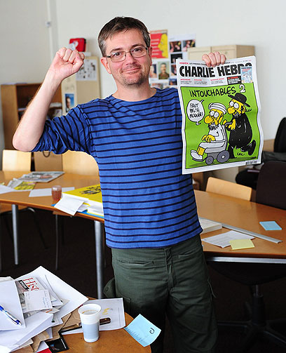 Charbonnier. Got the idea from Danish magazine (Photo: MCT) (Photo: MCT)
