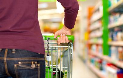 ירידה של 5% בצריכה הפרטית? רשתות השיווק פיצו על כך בהגדלת השוק (צילום: shutterstock)