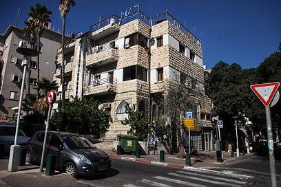 חיפה. לבעלי הדירות קשה למכור (צילום: אבישג שאר ישוב )