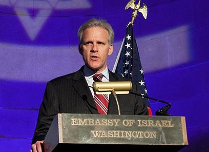 45 מאמרי דעה בתקשורת האמריקנית. אורן (באדיבות שגרירות ישראל בוושינגטון) (באדיבות שגרירות ישראל בוושינגטון)