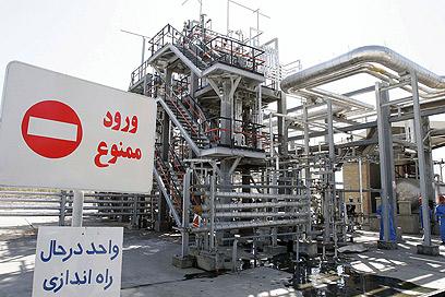 הכור הגרעיני האיראני באראק (צילום: gettyimages) (צילום: gettyimages)