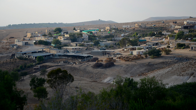 The plan to evacuate the Bedouin community of Umm al-Hiran will commence this August (Photo: Adalah Suhad)
