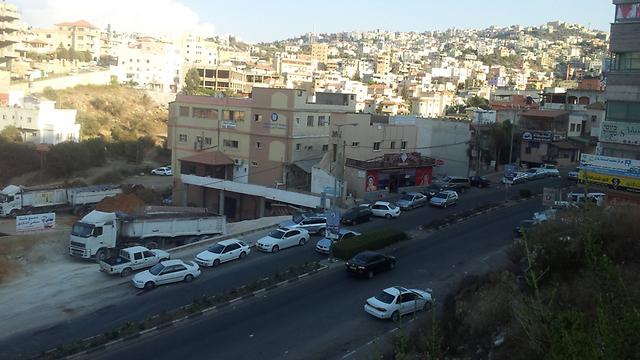 Umm al-Fahm (Photo: Hassan Shaalan)  (Photo: Hassan Shaalan)