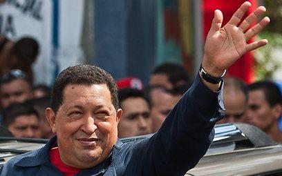 צ'אבס בבחירות האחרונות באוקטובר (צילום: EPA) (צילום: EPA)