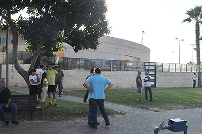 בית משפחת פינטו באשדוד (צילום: אבי רוקח) (צילום: אבי רוקח)