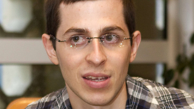 Gilad Shalit (Photo: AFP)
