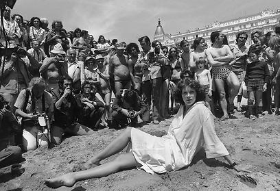 סילביה קריסטל, 1977 (צילום: AFP) (צילום: AFP)