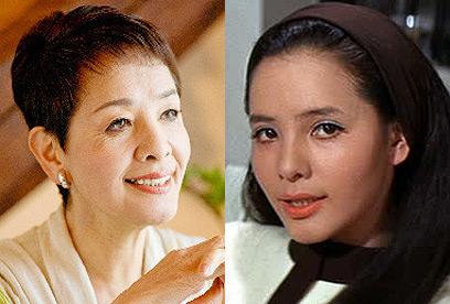 מיה האמה אז והיום בגיל 68 ()