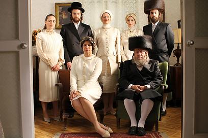 הכירו את בני משפחת מנדלמן (צילומים: קארין בר) (צילום: קארין בר) (צילום: קארין בר)