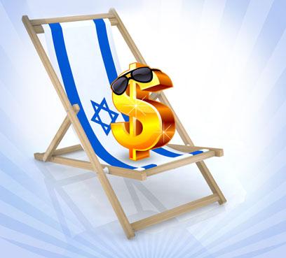 תיירים לא מגיעים לישראל כי החופשה יקרה (צילום: shutterstock) (צילום: shutterstock)