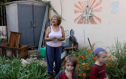גינת ברבור, ירושלים (צילום: גליה חנוך רועה) (צילום: גליה חנוך רועה)