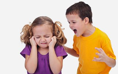 אלימות בין ילדים היא תוצאה של תסכול חברתי (צילום: shutterstock ) (צילום: shutterstock )