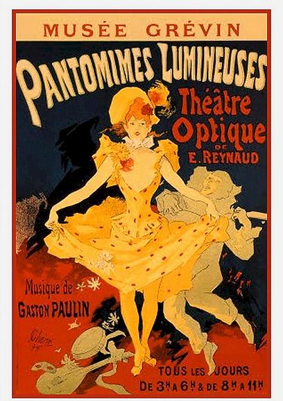 """כרזה של ה""""Theatre Optique"""" ()"""