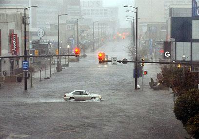 זו לא ונציה, זה אטלנטיק סיטי (צילום: AP) (צילום: AP)