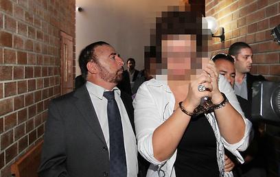 הרופאה נעצרה בחשד לרצח ג'ני. המאהבת של קופר (צילום: עידו ארז) (צילום: עידו ארז)