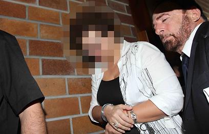 המעצר הוארך ביומיים. המאהבת הרופאה (צילום: עידו ארז) (צילום: עידו ארז)