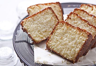 עוגת תפוז קוקוס (צילום: שירן כרמל)