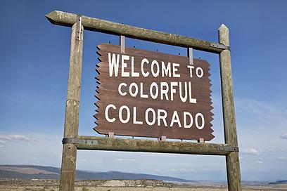 המדינה ההררית קיבלה את פניהם של מהגרים רבים. קולורדו (צילום: shutterstock) (צילום: shutterstock)