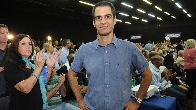 Dekel Ozer (Photo: Yaron Brener)