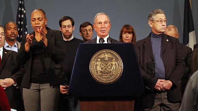 """""""אין שום דרך לעצור אותנו"""". בלומברג (צילום: EPA)"""