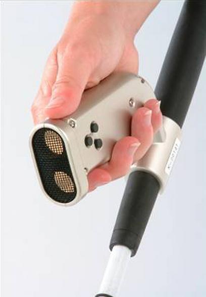 המתקן של חברת The Bat K-Sonar (צילום: batforblind.co.nz)