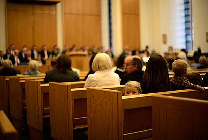 """78 מיליון מאזרחי ארה""""ב רשומים כקתולים (צילום: רויטרס)"""