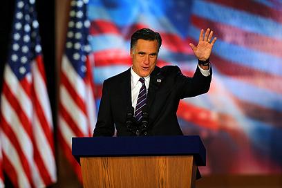 מיט רומני. המגזר הפרטי מחכה לו (צילום: AFP) (צילום: AFP)