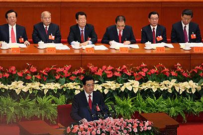 הזהיר מקריסת המדינה בגלל השחיתות. הנשיא הו (צילום: Gettyimages) (צילום: Gettyimages)