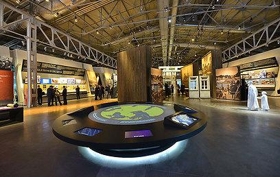 עלות של 60 מיליון דולר. מוזיאון היהדות והסובלנות במוסקבה (צילום: ישראל ברדוגו) (צילום: ישראל ברדוגו)