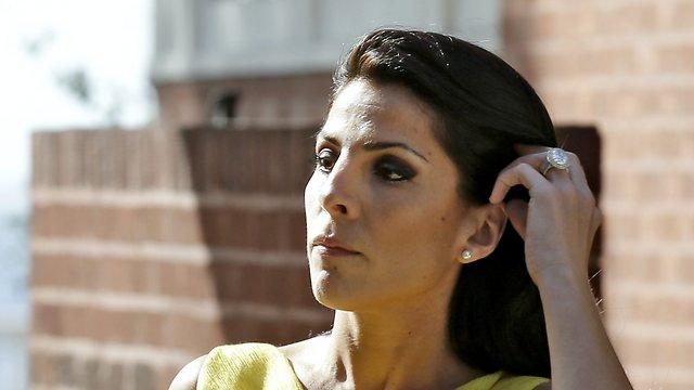 """ג'יל קלי, """"אשת החברה הגבוהה"""" (צילום: AP) (צילום: AP)"""