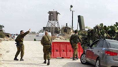 החיילים נכנסו לפעולה מוקדם מהמתוכנן (צילום: עידו ארז) (צילום: עידו ארז)