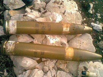 רקטות שכוונו בלבנון לעבר ישראל (צילום: AFP) (צילום: AFP)