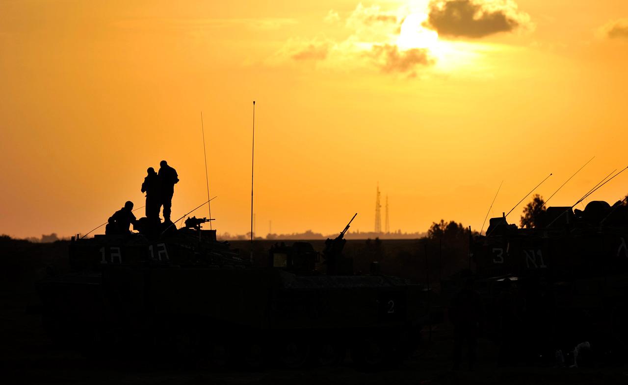 """""""התופעה תתגלה בקרב ילדי החיילים ממלחמת לבנון ה-2"""" (צילום: דובר צה""""ל) (צילום: דובר צה"""