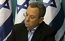 Former Defense Minister Ehud Barak (Photo: Ohad Zwigenberg)