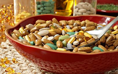 לא תמיד התזונה יכולה לספק את המחסור בברזל (צילום: shutterstock)