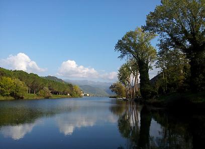 אגם פיידילוקו (צילום: דלית קצנלנבוגן) (צילום: דלית קצנלנבוגן)