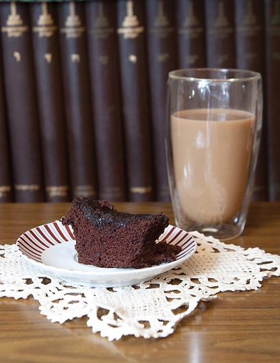 תמיד מתאים. עוגת שוקולד (צילום: אסי חיים) (צילום: אסי חיים)