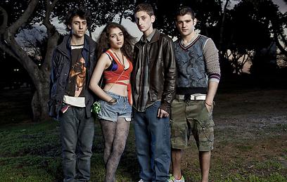 חברי אופוריה. הנוער מבולבל וגם אנחנו (צילום: אוהד רומנו) (צילום: אוהד רומנו)