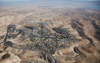 אזור מעלה אדומים (צילום: אילן ארד, Lowshot )