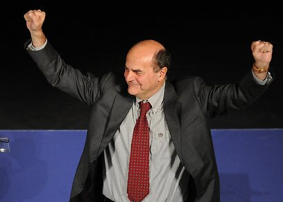המועמד המוביל לראשות ממשלת איטליה. ברסאני                   (צילום: EPA) (צילום: EPA)